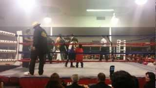 Imperial Valley Boxing - Padilla vs Garcia