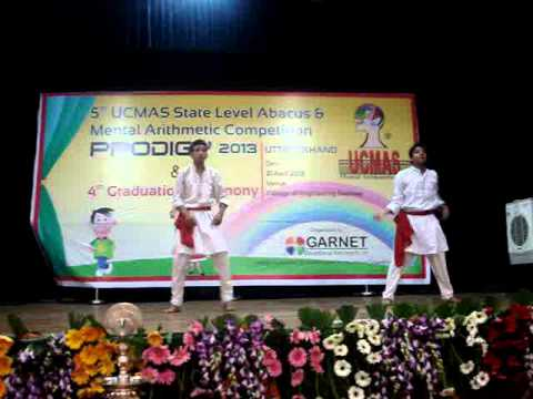 DANCE BY TWO BOYS  ON SADDA DIL VI TU (GA GA GA GANPATI)(MUST WATCH)