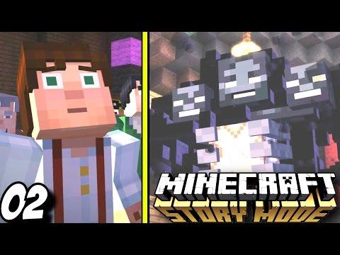 Minecraft Türkçe   Kontrolden çıkan Yaratık   2.Bölüm   Ps4