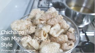 How to Make Chicharon San Miguel Bulacan Style