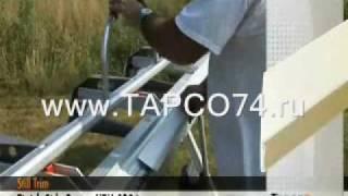 Пример гибки на Тарсо - загибка на 180 градусов