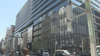 銀座最大の商業施設公開 「GINZA SIX」20日開業へ