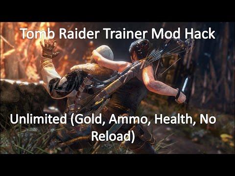 rise of tomb raider trainer
