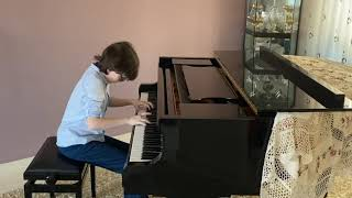 Kais Alsheikh plays F.Chopin Waltz in E-flat major KK IVb No.10 Op.posth