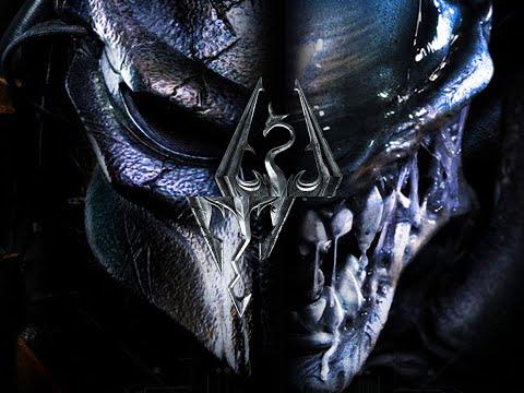Skyrim - Apex Predator (Vampredator) with Game Defect