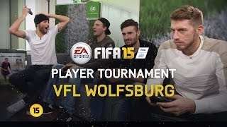 FIFA 15 Ultimate Team Player Tournament | VFL Wolfsburg