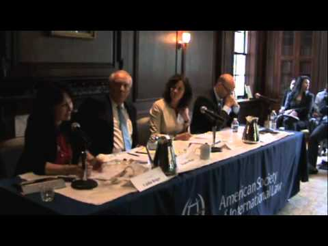 Briefing on the International War Crimes Tribunal in Bangladesh