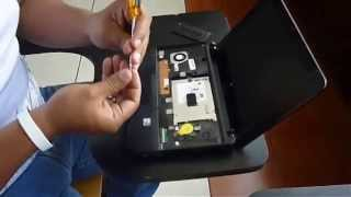 mantenimiento a laptop hp mini 110 1020la