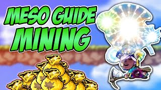 Maplestory Meso Guide: Mining Profession