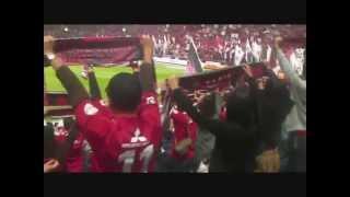 Urawa Reds Fans in Saitama Stadium