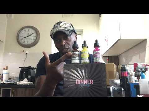 Moonshine Vaper Review of Dinner Lady SALT NIC cola shades & Blackberry crumble , MAX satisfaction.