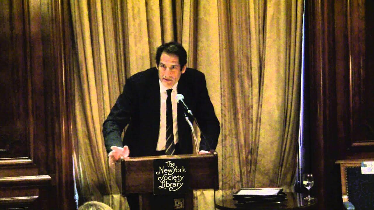 NYSL: The New York City Book Awards 2014-2015 Ceremony