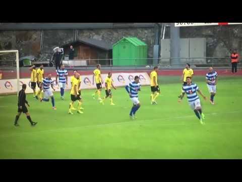UE Santa Coloma - NK Osijek 0:2 - Lukić