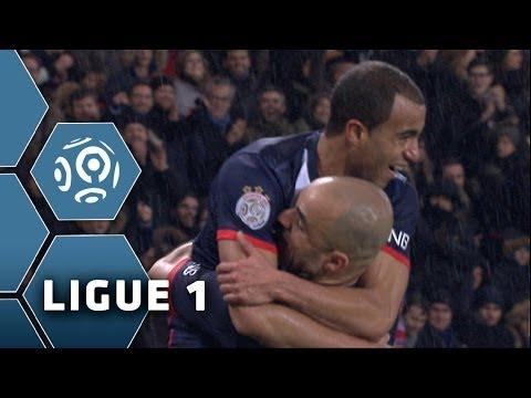 Goal ALEX (88') - Paris Saint-Germain-Girondins de Bordeaux (2-0) - 31/01/14 - (PSG-FCGB)