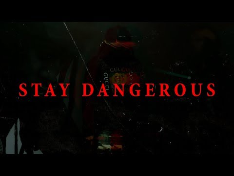 Dellio - Stay Dangerous (Official Music Video)