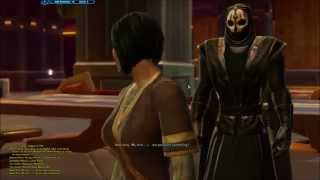Nihilus getting laid (Sith Inquisitor Rylee Dray Romance)