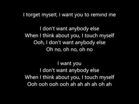 Divinyls - I Touch Myself - Lyrics Scrolling