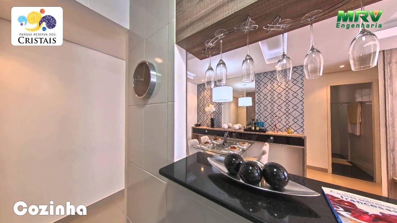 Decoração de apartamento MRV 2 quartos  Parque Reserva  Doovi