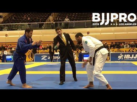 Jaime Canuto vs Otavio Sousa / LA BJJ Pro 2019