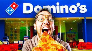 TOP 10 UNTOLD TRUTHS OF DOMINO'S PIZZA!!!