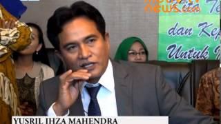 Yusril Ihza Mahendra Sindir Blusukan Jokowi