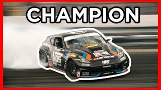 homepage tile video photo for CHRIS FORSBERG! Rise of a Formula Drift Champion