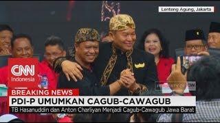 TB Hasanudin Tantang Dedi Mizwar dan Ridwan Kamil dalam Pilkada Jabar 2018 Versi Megawati
