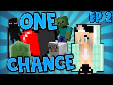 ♡MINECRAFT // One Chance: Ep 2~ Adventures with Berrie♡