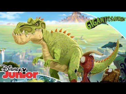New Show Starts 29th April Gigantosaurus Disney Junior