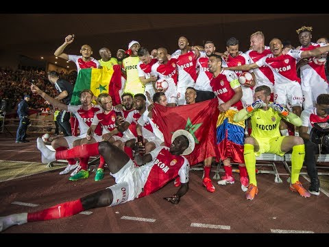 Documentaire AS Monaco : Les coulisses du sacre 2017 !