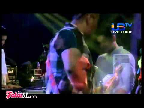 FATIN - HOLD ME Live UB