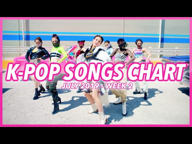 K-POP SONGS CHARTS - ASIA-Chart