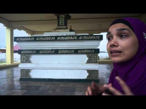 Jaulah Imaniyyah ke Banda Aceh - Makam Sultan Iskandar Muda