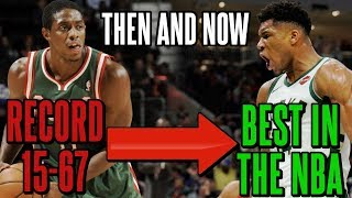 How The Bucks Went From One Of The Worst Teams Ever To The