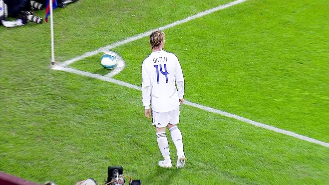 Guti the most UNDERRATED Midfielder EVER