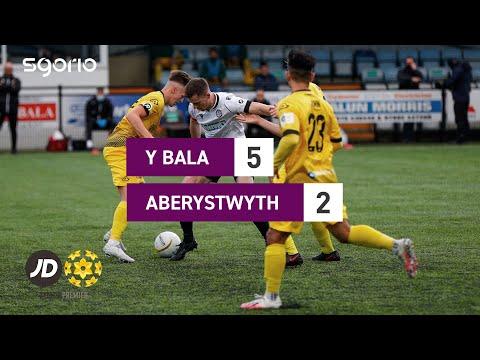 Bala Town Aberystwyth Goals And Highlights