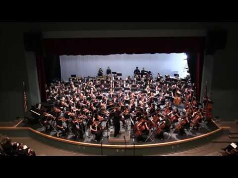 NCSSM Orchestra A Day at Disneyland