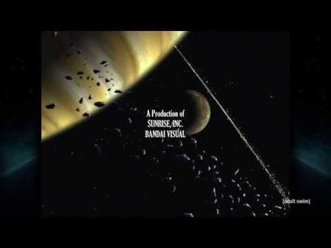 Cowboy Bebop HD Ep. 13 Ending - US Toonami Version