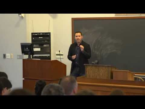 Millionaire Trader Tim Sykes Harvard University Speech