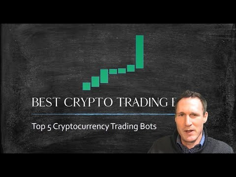 TOP 5 Cryptocurrency Trading Bots - Crypto Trading Bot Revie