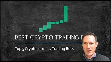 TOP 5 Cryptocurrency Trading Bots - Crypto Trading Bot Review