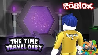 Zeitreise Obby   Roblox   Squiddy Vision HD   Squiddy Dad