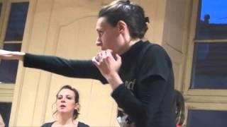 Boxe féminine à Avallon