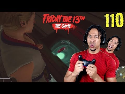 THE KARATE KIDS IS UNTOUCHABLE! Friday The 13th Gameplay #110
