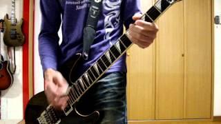 昨日に引き続き「ROCKの日」なので、ガッツリギター低く構えて弾くのはR...