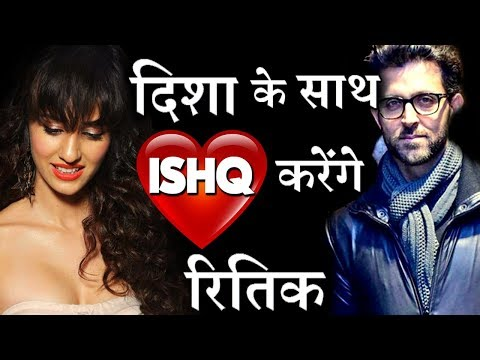 Disha Patani To Star Opposite Hrithik Roshan Rohit Dhawan's next?