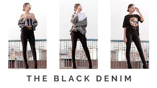 The black denim | Episode 2 | What to wear |