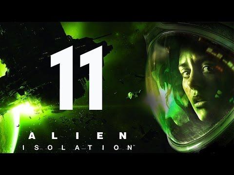 Прохождение игры Aliens Colonial Marines часть 1