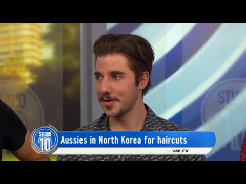 A Journey To North Korea For A Haircut