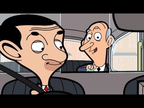Taxi Bean | Season 2 Episode 26 | Mr. Bean Official Cartoon